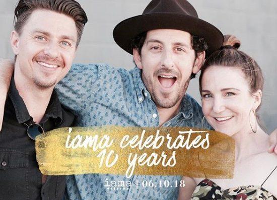 IAMA 10 Celebration!